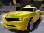 3D Taksi Yarışı