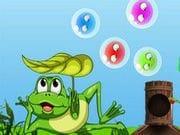 Balon Patlatan Kurbağa