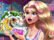 Barbie Bulaşık Yıkama