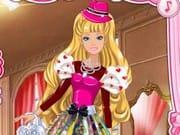 Barbie Elbise Giydirme