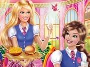 Barbie Hamburger Yapma