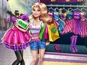 Barbie Kıyafet Alışverişi
