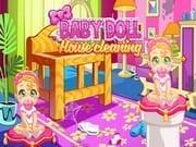 Bebek Odası Temizleme