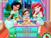 Bebek Prenses Odası