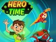 Ben 10 Kahramanlık Zamanı