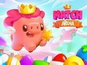 Candy Crush Match Arena