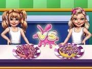 Donut Yapma Yarışması