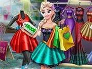 Elsa Giysi Alışverişi