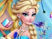 Elsa Partiye Hazırlık