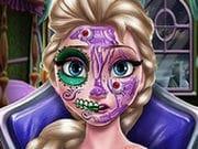Elsa Ürkütücü Makyaj