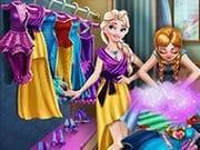 Elsa ve Anna Gardrop Temizliği