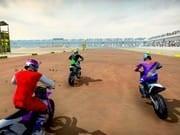 Gerçek Motor Yarışı 3D