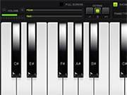 Gerçek Piyano Çalma