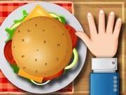 Hamburger Yeme Yarışması