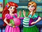 Hamile Anna ve Ariel