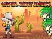 Kovboy Kız Zombi Vurma