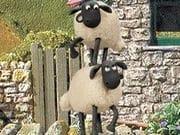 Koyun Shaun Yemeğe Ulaş