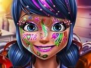 Ladybug Yeniyıl Makyajı