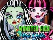 Monster High Burun Doktorunda