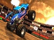 Monster Truck Yarışı
