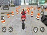 Motosiklet Park Etme Görevi