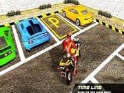 Motosiklet Park Etme Simülasyonu