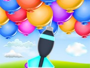 Okla Balon Patlatma 2