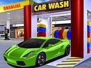 Oto Yıkama ve Benzin İstasyonu