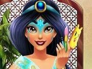 Prenses Jasmine Cilt Bakımı