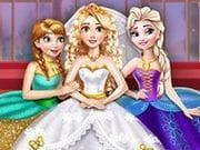 Prensesler Düğünde