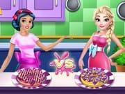 Prensesler Yemek Yarışması