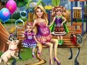 Rapunzel ve İkizleri