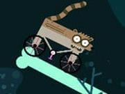 Regular Show Rigby Bisiklet