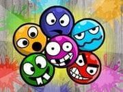 Renkli Topları Patlat