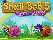 Salyangoz Bob 5 Aşk Hikayesi