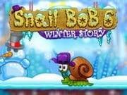 Salyangoz Bob Kış Macerası