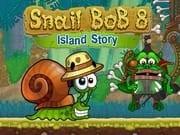 Salyangoz Bob 8 Ada Macerası