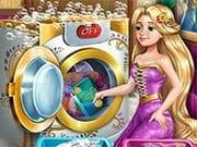 Sarışın Prenses Çamaşır Günü