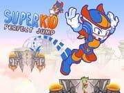 Süper Çocuk Zıplatma