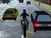 Trafikte Motor Sürme