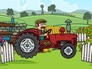 Traktör Yük Taşıma
