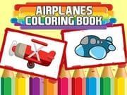 Uçak Boyama Kitabı
