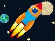 Uzay Gemisi Yapboz